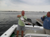 Merrimack River striped bass Charter